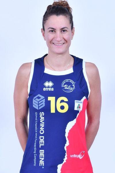 Lucia Bosetti - Savino del Bene Volley