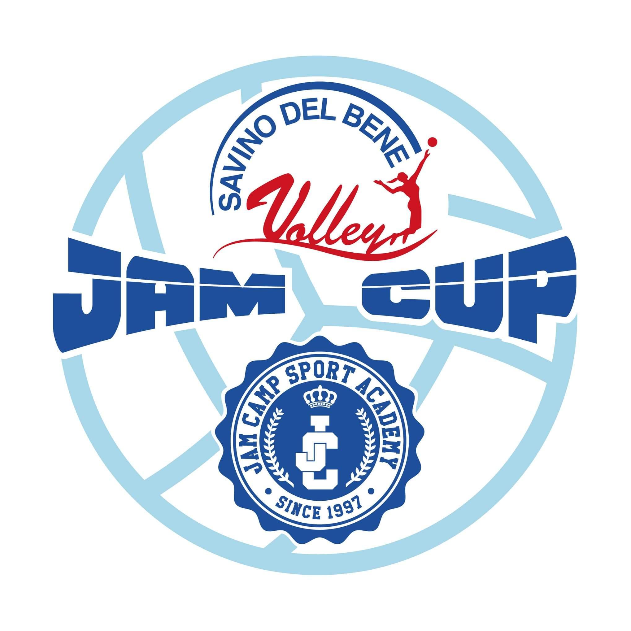 Savino Del Bene Volley Jam Cup!