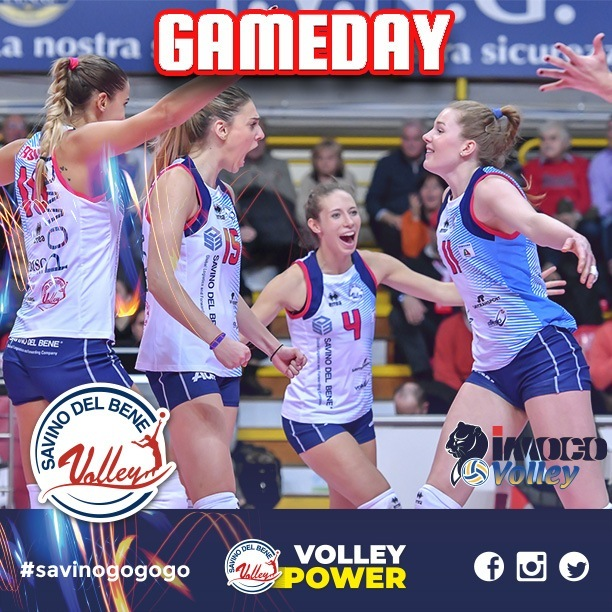GAMEDAY! Savino Del Bene Scandicci-Imoco Volley Conegliano