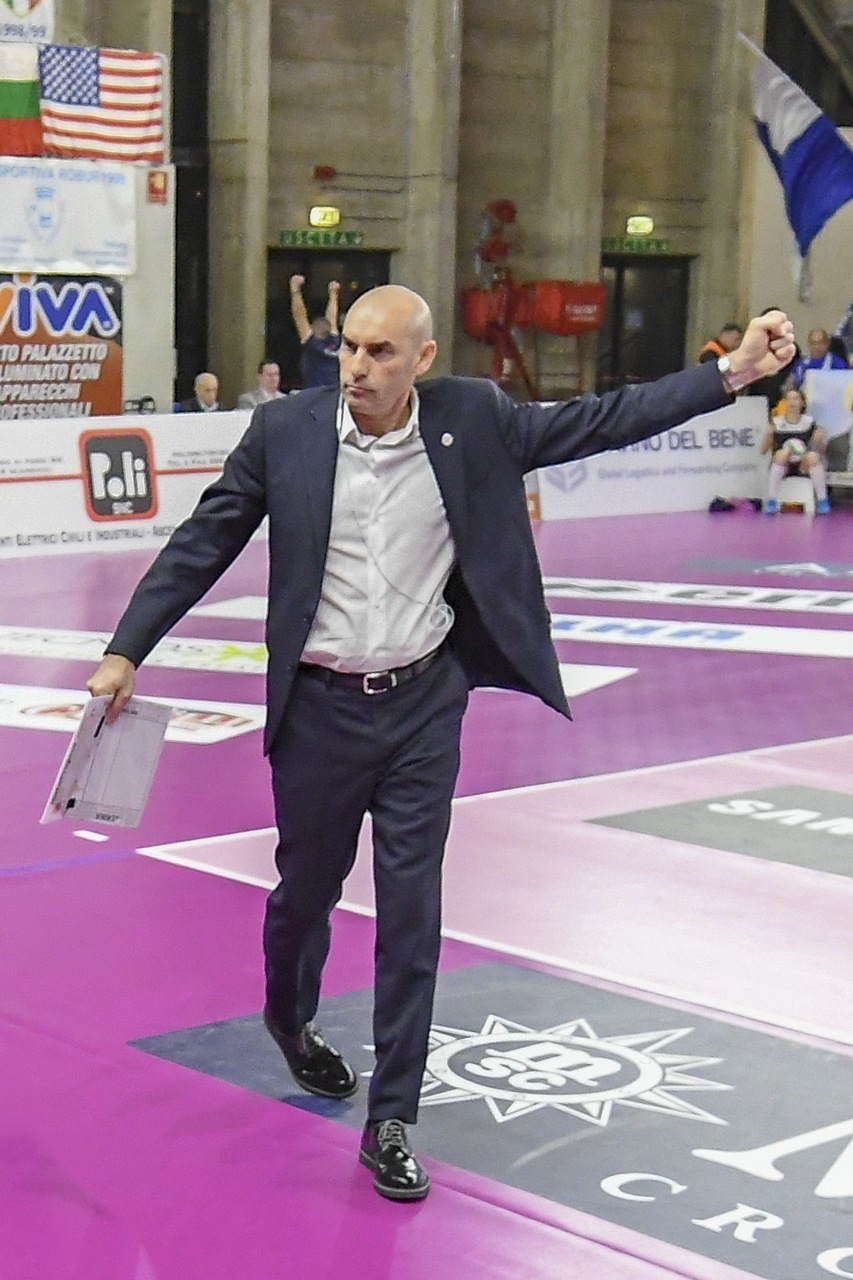 """Carlo Parisi: """"Quella di domani è una partita importante per la nostra classifica, dovremo tenere alta l'attenzione e…"""""""