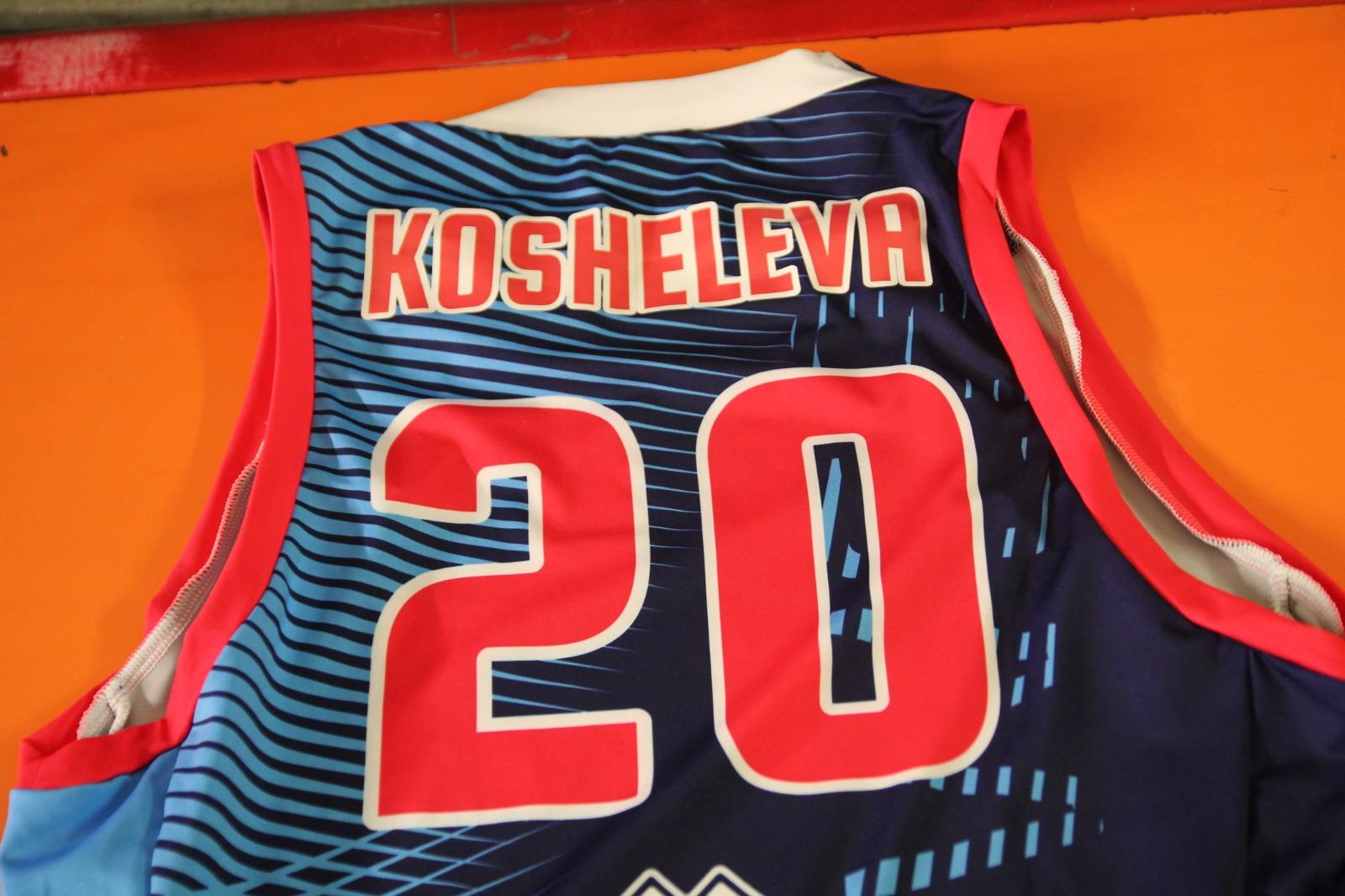 Kosheleva sarà la numero 20!