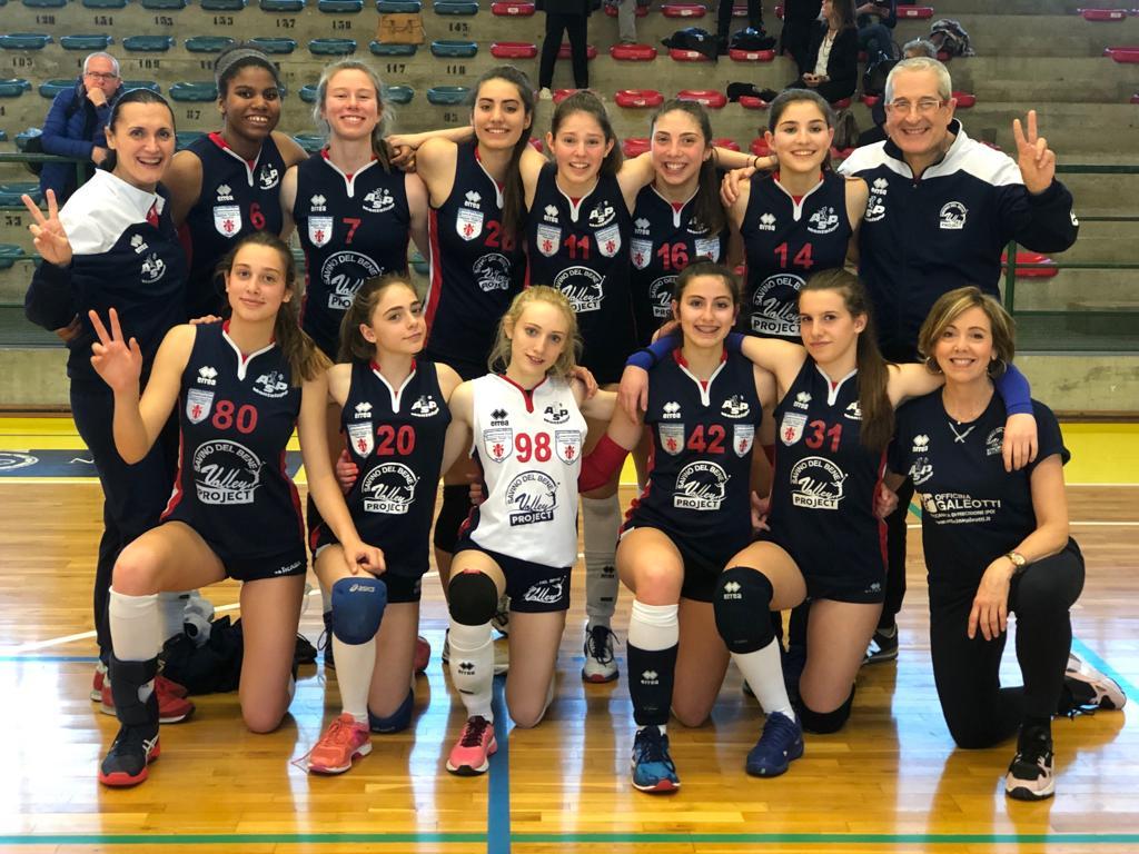 Under 16 – Campionato Regionale – Giornata 6